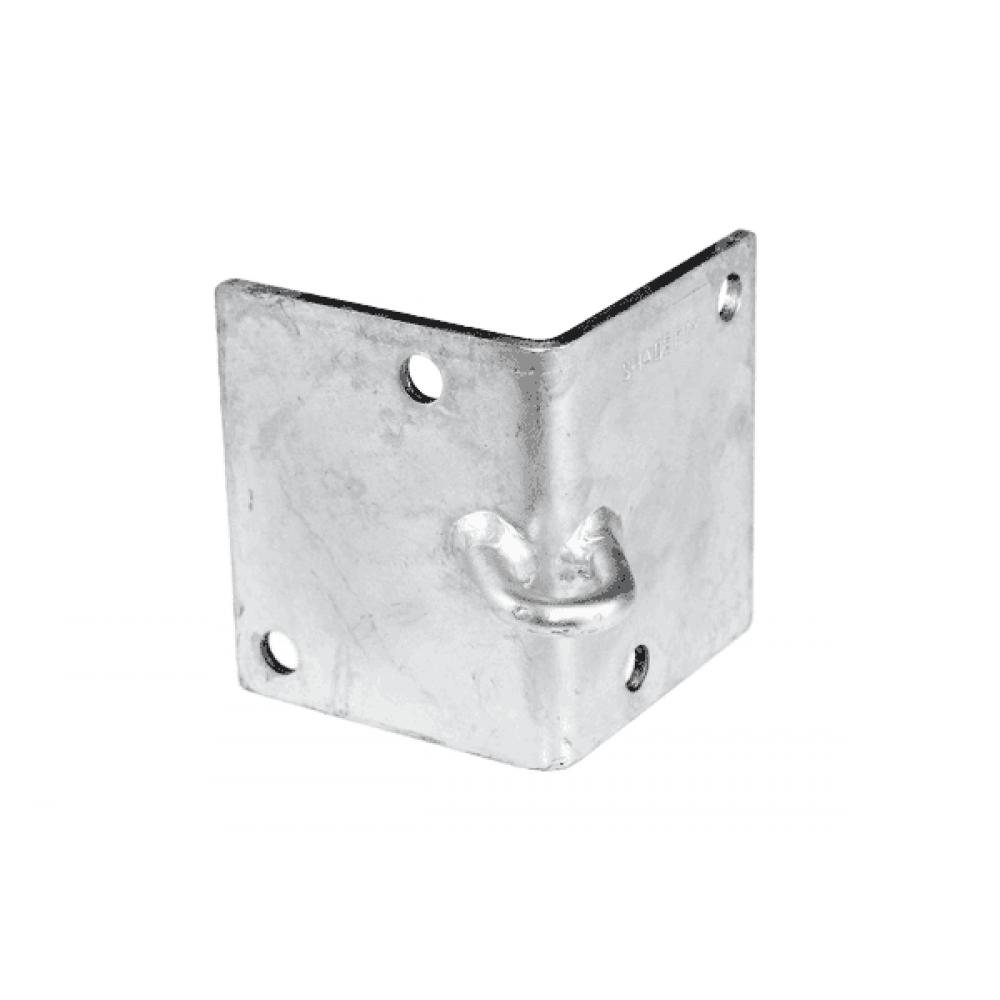 Corner Bracket External 100 x 120mm Galvanised