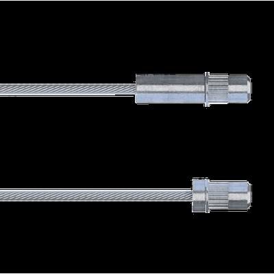 Nutsert Tension Rod Wire Balustrade Kit For Metal Posts