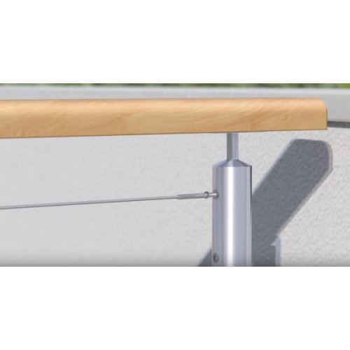 Special - ProRig Insert Balustrade System For Metal Posts