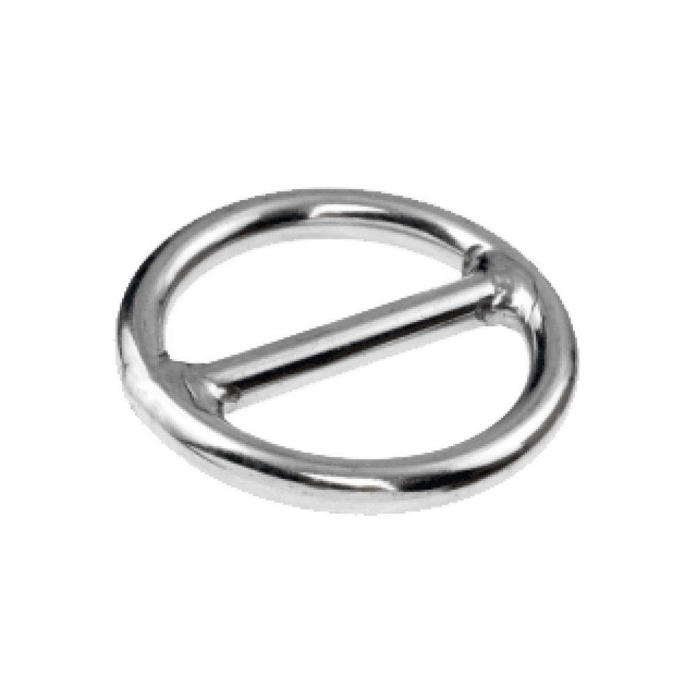 Round Ring with Centre Cross Bar - ALL SIZES
