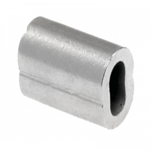 Swage Sleeve/Ferrule - CROC - Nickel Plated Copper ALL SIZES