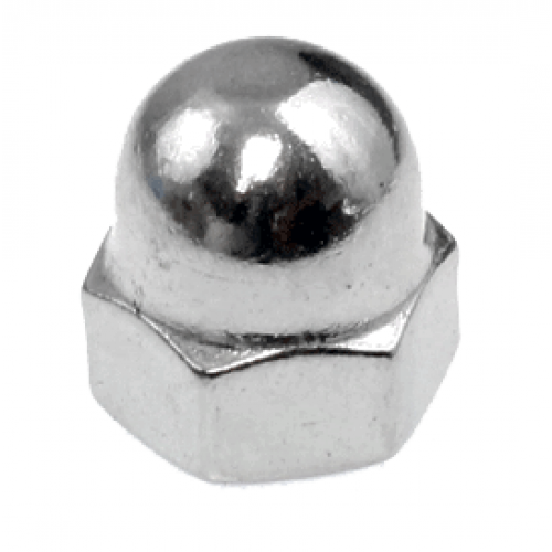 Dome Nut M10 AISI 316