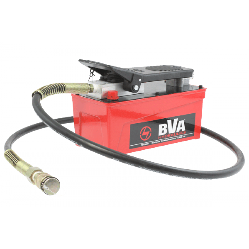 Air Pump - Foot Controlled Hydraulic Swage Press Pump