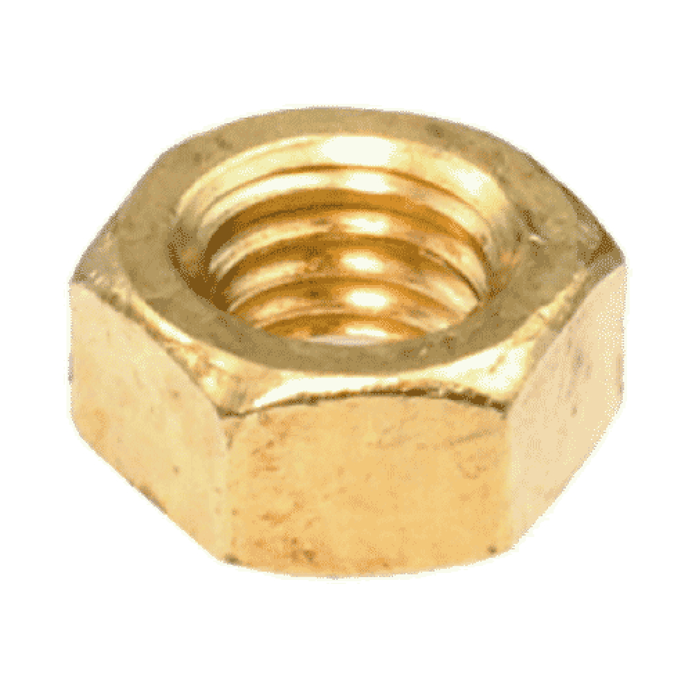 Brass Hex Nut M16
