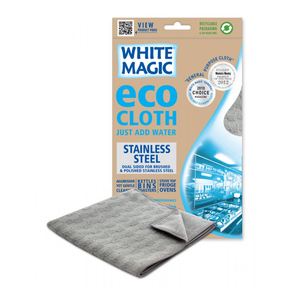 Eco Cloth for Stainless Steel