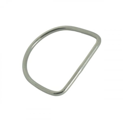 Dee Ring 3 x 40mm AISI 316