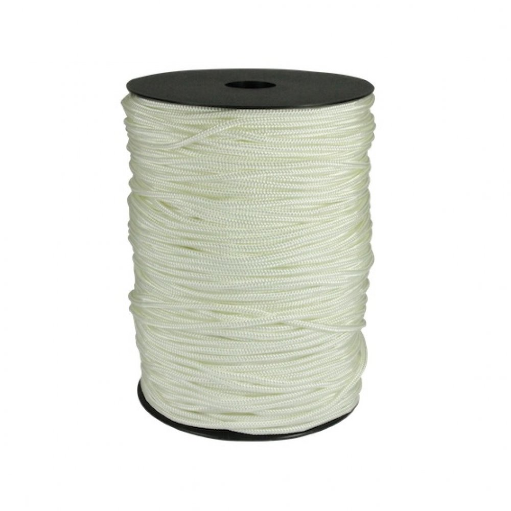 LE (Leech) Cord Roll - White - ALL SIZES
