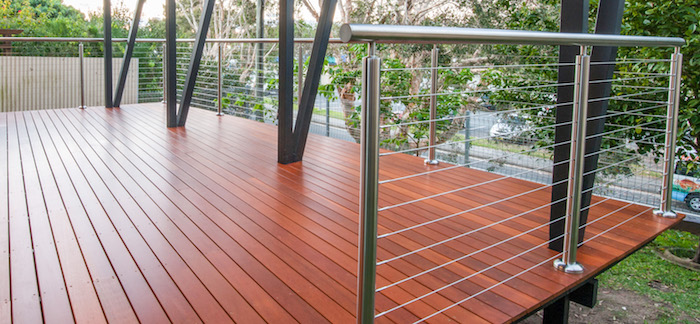 Balustrade wire systems