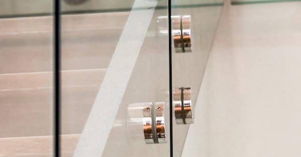 Stainless Steel Standoff Brackets Glass Balustrade Fittings
