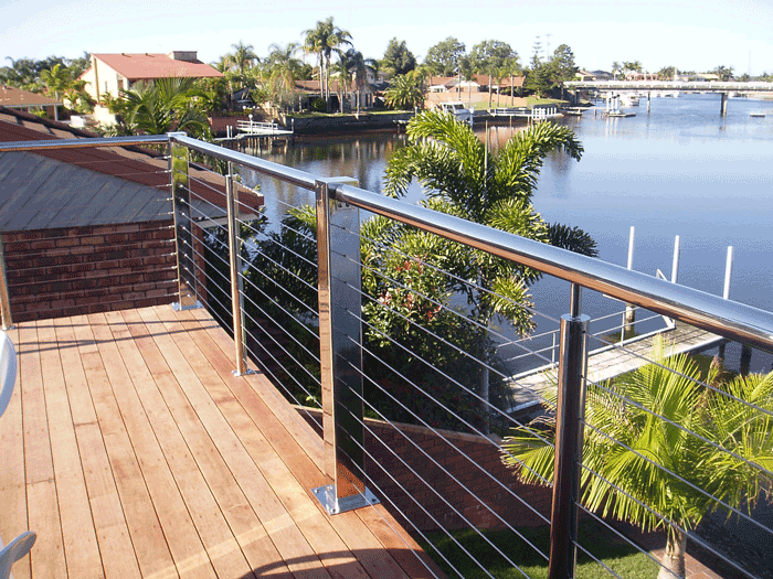 Why Stainless Steel Balustrade
