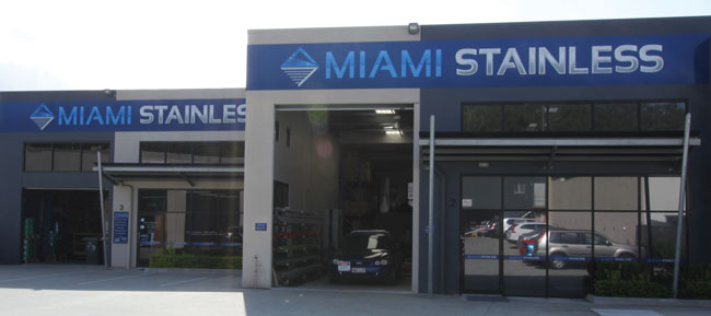 Miami Stainless Stainless Steel Hardware - Burleigh Heads Queensland